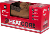 HEAT CORE HeatCore Roll Collar Moccasin Slippers