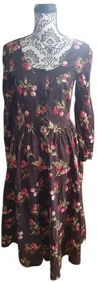 Cacharel Multicolour Cotton Dresses