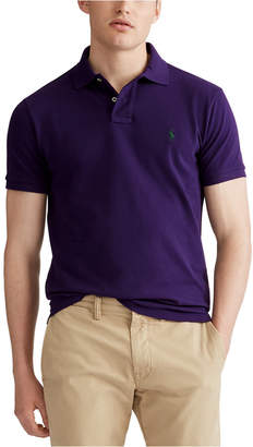 Polo Ralph Lauren Men Classic Fit Mesh Polo