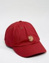 Fjallraven Helags Cap In Red