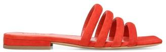 Vince Zahara Flat Suede Sandals
