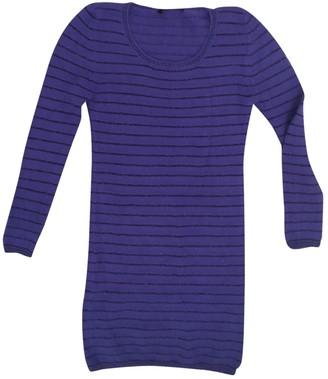 Isabel Marant Purple Dress for Women