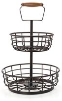 Mikasa Gourmet Basic by 2-tier Wire Basket