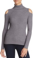 Theory Jemliss Cutout Turtleneck Sweater