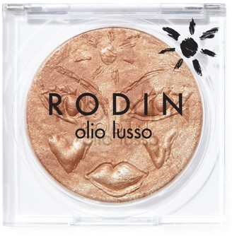 Rodin Olio Lusso Goddess Aurora Collection Luxury Illuminating Powder in Aurora