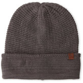 Timberland Charcoal Slouchy Knit Beanie