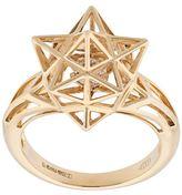 John Brevard mini 'Framed' diamond ring