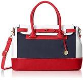 L.Credi Women's Nathalie Handbag multi-coloured Size: