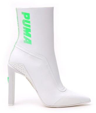 FENTY PUMA by Rihanna Pointed Toe Heel Boots