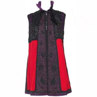 N. Non Signé / Unsigned Non Signe / Unsigned \N Red Other Dresses
