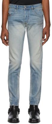Diesel Blue D-Bazer Jeans
