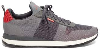Paul Smith Rappid Recycled Mesh Trainers - Mens - Grey