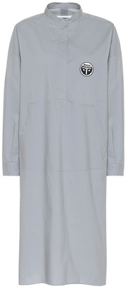 MM6 MAISON MARGIELA Logo cotton dress
