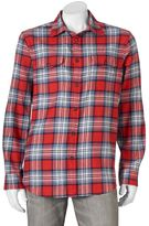 Men's SONOMA Goods for LifeTM Modern-Fit Flannel Shirt