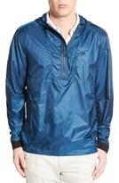AG Jeans Men's 'Varick' Packable Flyweight Quarter Zip Pullover