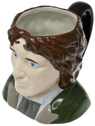 Doctor Who Seven20 8th Doctor Paul Mcgann Ceramic 3D Toby Jug Mug