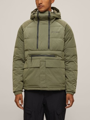 Columbia King's Crest Pullover Men's Insulated Jacket, Stone Green