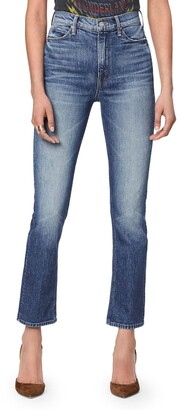 Mother The Dazzler Ankle Straight Leg Jeans