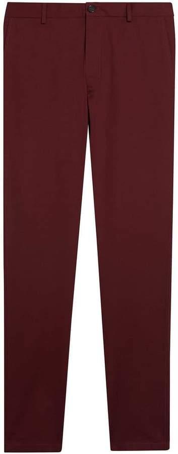 Burberry Slim Fit Cotton Chinos