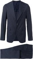Tagliatore two piece suit - men - Cotton/Cupro/Virgin Wool - 48