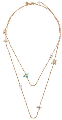 Mimi 18kt rose gold FreeVola necklace