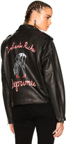 Enfants Riches Deprimes NY Dolls Leather Jacket