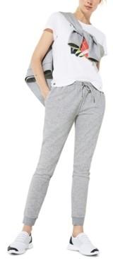Lacoste Fleece Drawstring Sweatpants