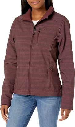 Cinch Women's Printed Bonded Jacket