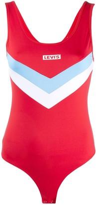 Levi's Panelled Logo Bodysuit