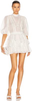 IRO Carlotta Dress in White | FWRD