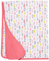 Skip Hop ABC 123 Reversible Receiving Blanket