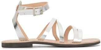 P.A.R.O.S.H. Grecian Sandals