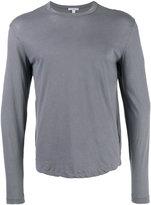 James Perse longsleeved T-shirt - men - Cotton - 0