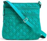 Vera Bradley Turquoise Sea Triple Crossbody
