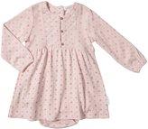 Purebaby Dahlia Dress Bodysuit (Baby) - Dahlia Print-0-3 Months