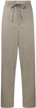 Filippa K Soft Sport Wide Leg Paperbag Waist Trousers