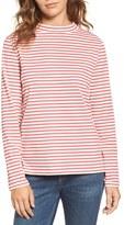 MiH Jeans Women's Emelie Stripe Cotton Tee