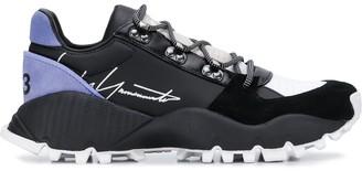 Y-3 Signature Logo Sneakers