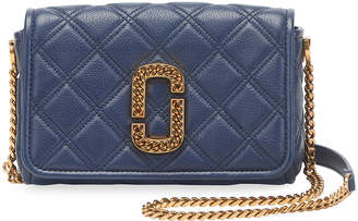 Marc Jacobs The Quilted Medallion Crossbody Bag