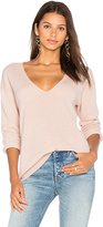 Equipment Elaine Sweater in Blush. - size L (also in M,S,XS)