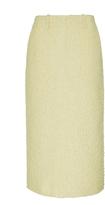 Marni Midi Skirt with Front Slit