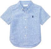 Ralph Lauren Linen-Blend Shirt