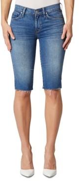 Hudson Amelia Cut-Off Knee-Length Shorts