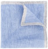 Eleventy classic pocket square - men - Linen/Flax - One Size