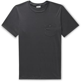 Schiesser Josef Cotton-Jersey Pyjama T-Shirt