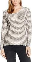 Gerry Weber Women's Cosy Mood Long Sleeve T-Shirt
