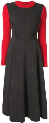 Enfold Jersey Dress