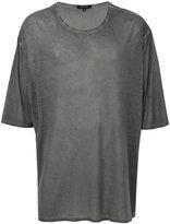 Unconditional oversized T-shirt - men - Tencel - XS
