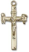 Blissliving Home La Salette 14K Rosary Crucifix