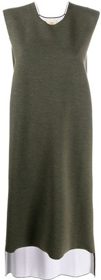 Ports 1961 Sleeveless Knitted Tunic